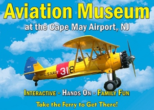Aviation Museum at Cape May Airport